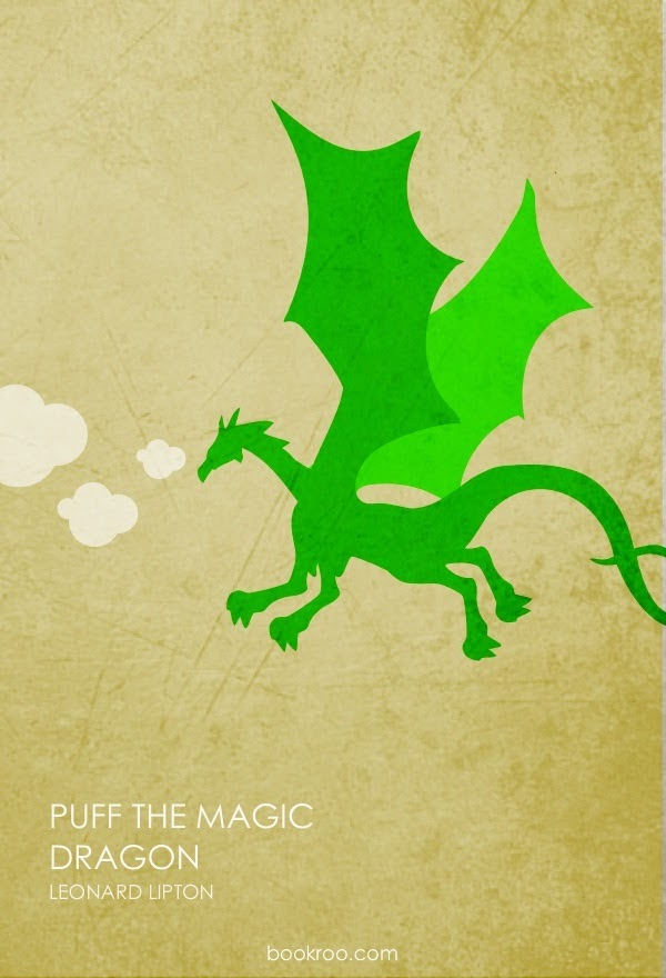 Poster of Puff the Magic Dragon