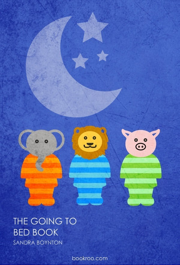 Poster of The Going To Bed Book