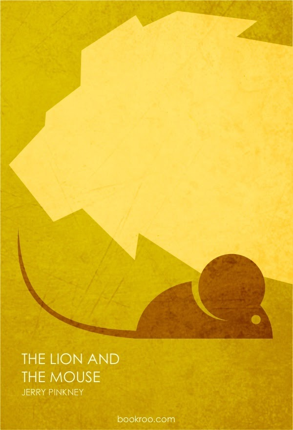 Poster of The Lion and the Mouse