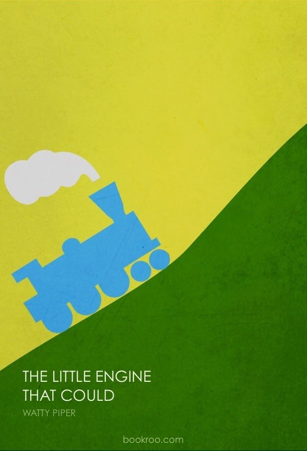 Poster of The Little Engine That Could