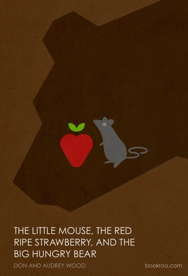 Poster of The Little Mouse, the Red Ripe Strawberry, and the Big Hungry Bear