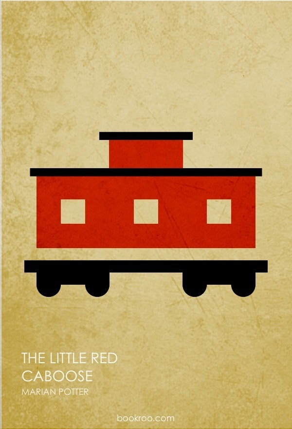 Poster of The Little Red Caboose