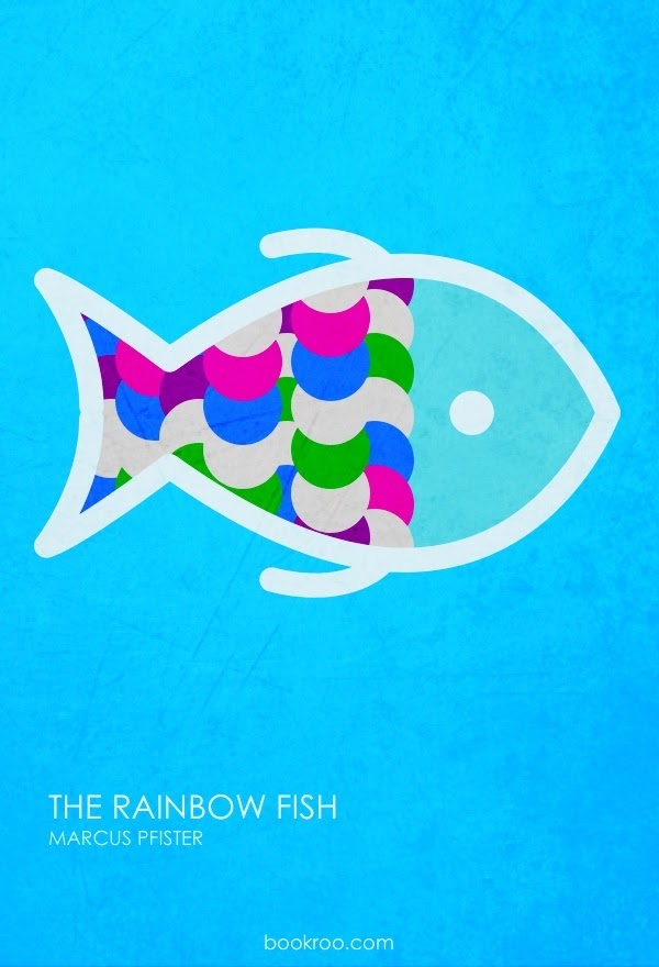 Poster of The Rainbow Fish