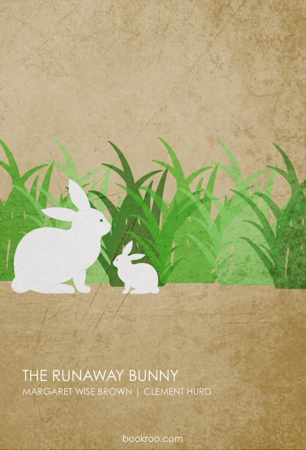 Poster of The Runaway Bunny