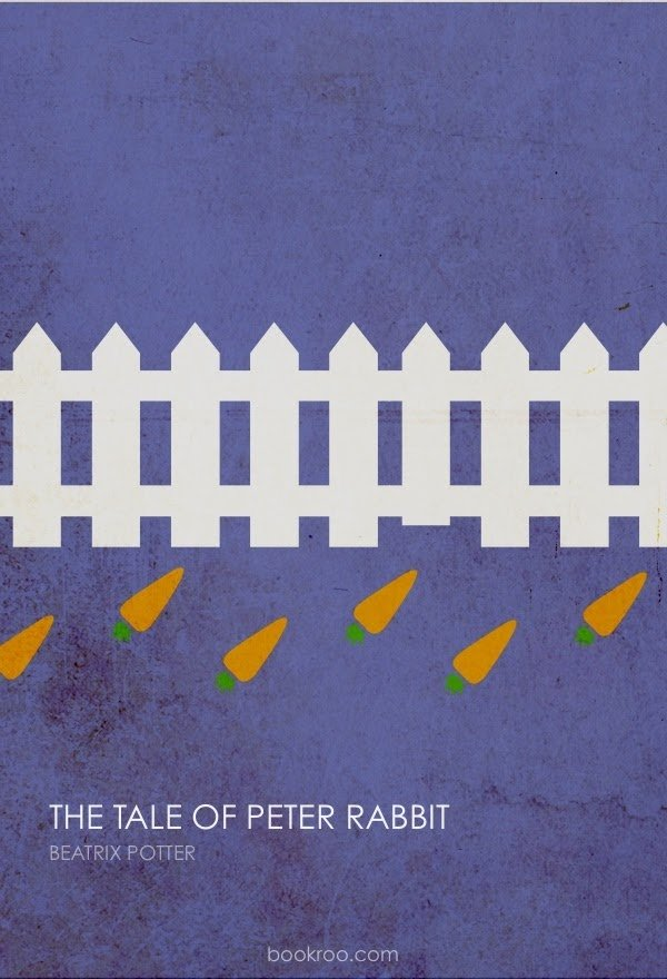 Poster of The Tale of Peter Rabbit