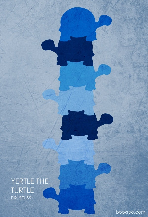 Poster of Yertle the Turtle
