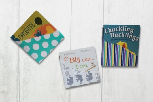 Bookroo Gift Subscription: 12-Month Board Book Box