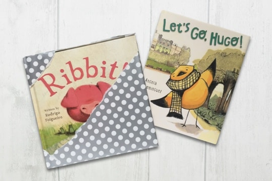 Bookroo Subscription: Month to Month Picture Book Box