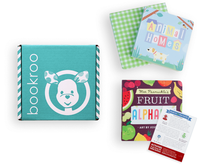 Board Book Club Box
