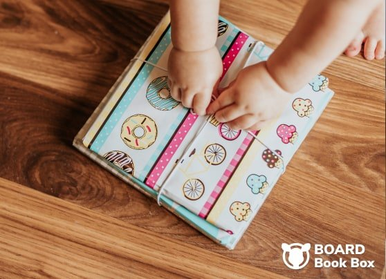 Bookroo Board Book Bundle Wrapped