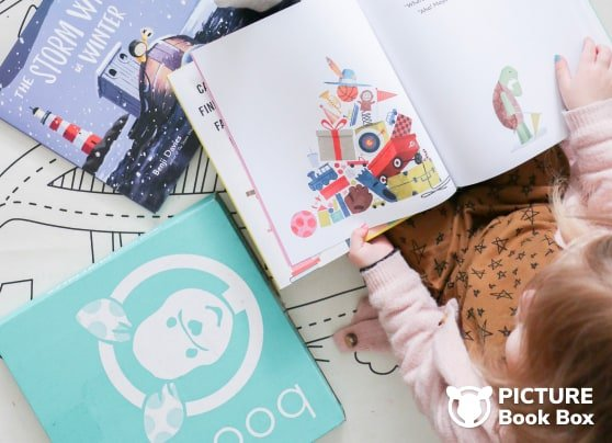 Bookroo Picture Book Unboxing
