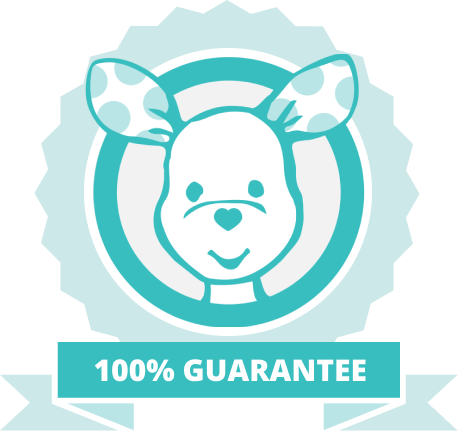 Bookroo Guarantee Seal