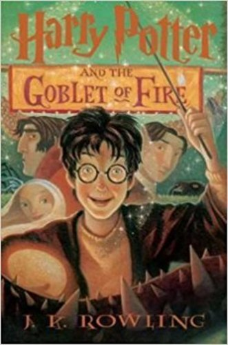 Harry Potter and the Goblet of Fire Book Quiz