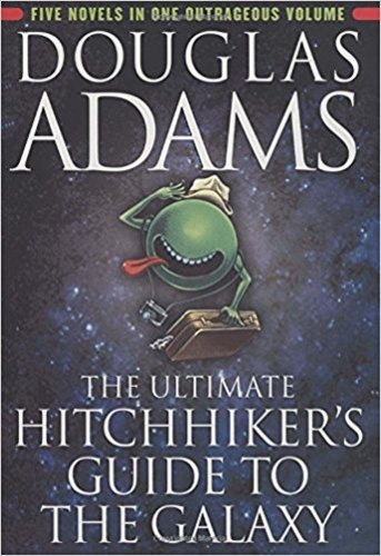 The Hitchhikers Guide to the Galaxy Quiz Book