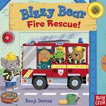 Bizzy Bear: Fire Rescue! book