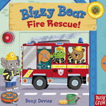 Bizzy Bear: Fire Rescue! book