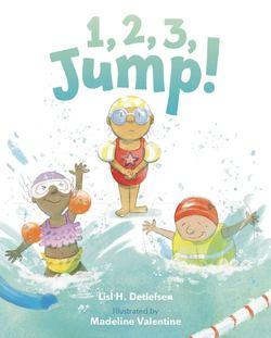 1, 2, 3, Jump! Book