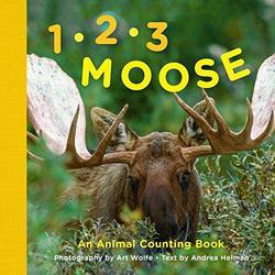 1, 2, 3 Moose book
