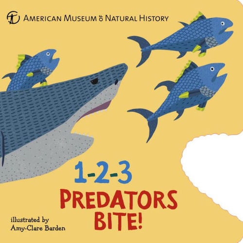 1-2-3 Predators Bite! book