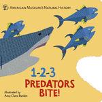 1-2-3 Predators Bite! book
