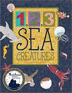1, 2, 3 Sea Creatures book