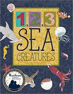 1, 2, 3 Sea Creatures book