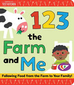 1, 2, 3 the Farm and Me book