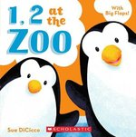 1, 2 at the Zoo book