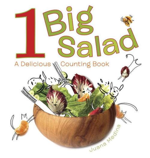 1 Big Salad book