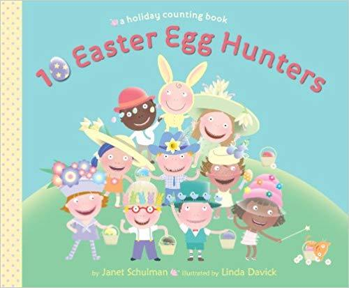 10 Easter Egg Hunters book