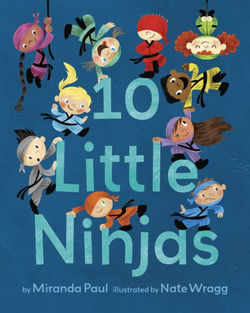 10 Little Ninjas book