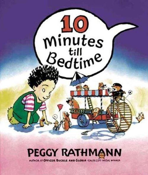 10 Minutes Till Bedtime book