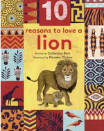 10 Reasons to Love... a Lion book