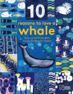 10 Reasons to Love... a Whale book