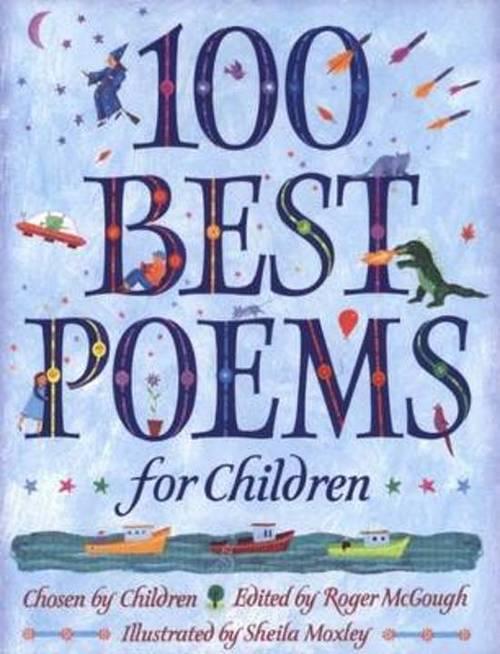 100 Best Poems For Children book