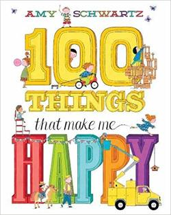 100 Things That Make Me Happy Book