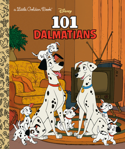 101 Dalmatians book