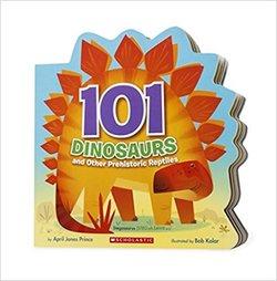 101 Dinosaurs book
