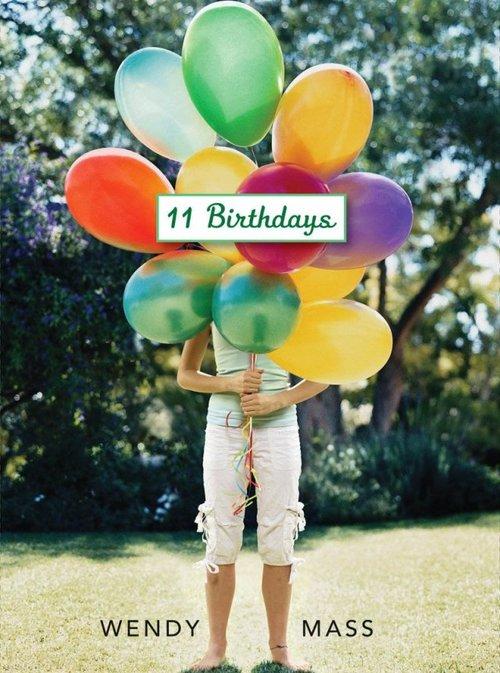 11 Birthdays Book