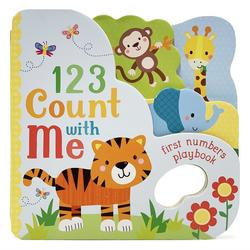 123 Count with Me: First Numbers Playbook book