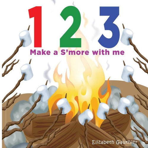 1,2,3 Make a S'More WIth Me book