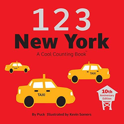 123 New York book