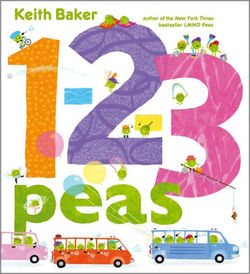 1-2-3 Peas book