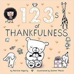 123s of Thankfulness book