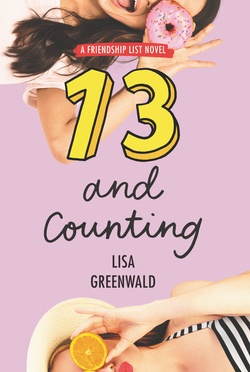 13 and Counting book