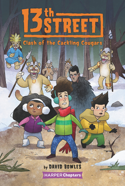Clash of the Cackling Cougars book