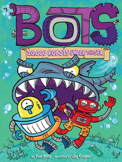 20,000 Robots Under the Sea book