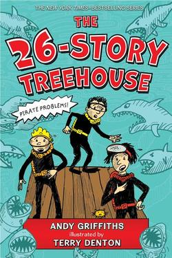 26-Story Treehouse: Pirate Problems! book