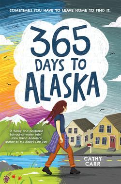 365 Days to Alaska book