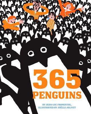 365 Penguins book